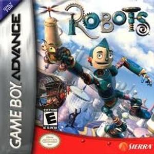 Robots - Game Boy Advance