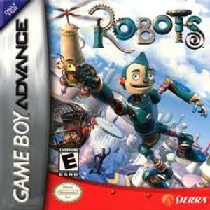 Robots - Game Boy Advance