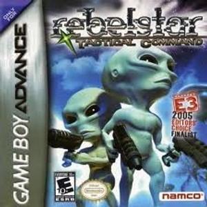 Rebelstar Tactical Command - GameBoy Advance Game