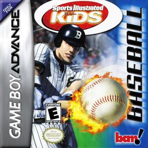 Sports Illustrated Kids Baseball - Game Boy Advance