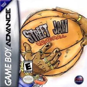 Street Jam Basketball - Game Boy Advance