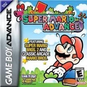 Super Mario Advance - Game Boy Advance