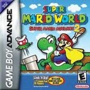 Super Mario Advance 2 Super Mario World - Game Boy Advance