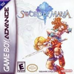 Sword Of Mana - Game Boy Advance
