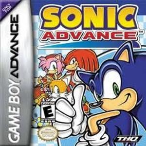 Sonic Advance - Game Boy Advance