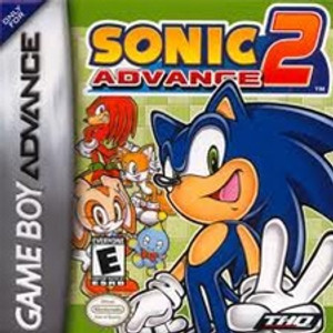 Sonic Advance 2 - Game Boy Advance