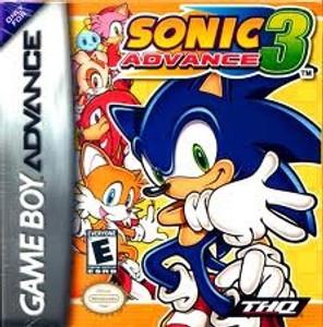 Sonic Advance 3 - Game Boy Advance