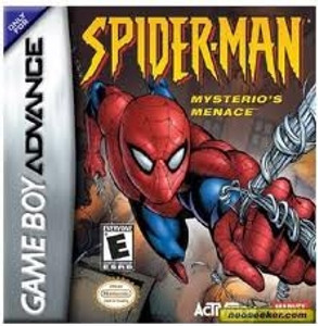 Spider-Man Mysterio's Menace - Game Boy Advance