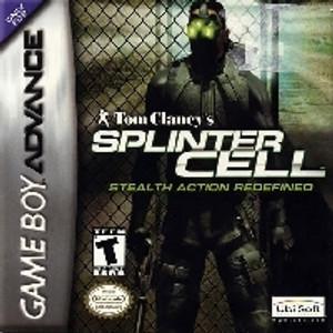 Splinter Cell - Game Boy Advance