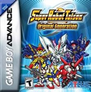 Super Robot Taisen Original Generation - Game Boy Advance