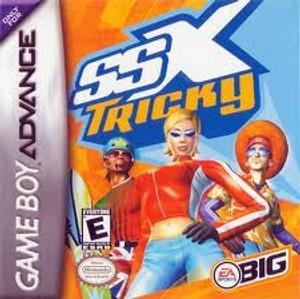 SSX Tricky - Game Boy Advance