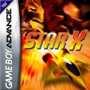 Star X - Game Boy Advance