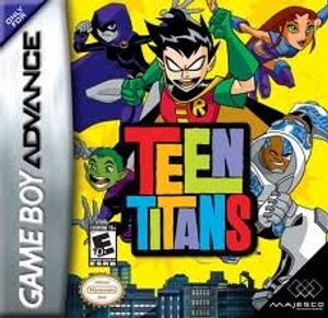 Teen Titans - Game Boy Advance