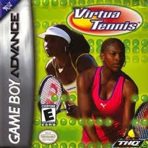 Virtua Tennis- Game Boy Advance