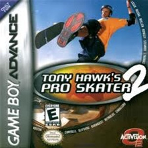 Tony Hawk's Pro Skater 2 - Game Boy Advance