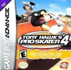 Tony Hawk's Pro Skater 4 - Game Boy Advance