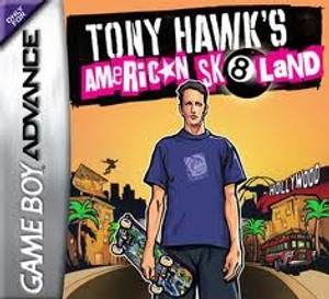 Tony Hawk's American Sk8land - Game Boy Advance