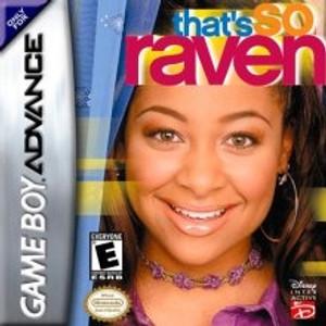 That's So Raven - Game Boy Advance