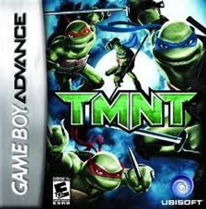 TMNT - Game Boy Advance