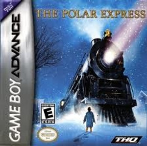 Polar Express - GameBoy Advance Game