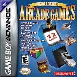 Ultimate Arcade Games - Game Boy Advance