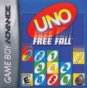 Uno Free Fall - Game Boy Advance