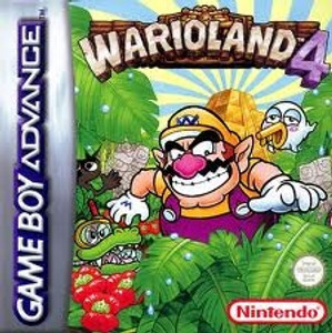 Wario Land 4 - Game Boy Advance