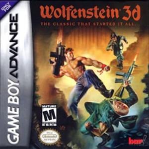 Wolfenstein 3D - Game Boy Advance