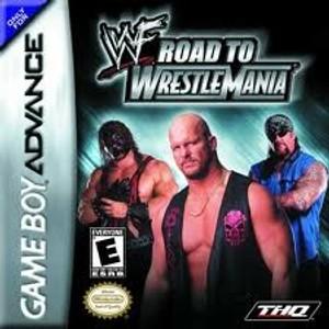 WWF Road To WrestleMania - Game Boy Advance