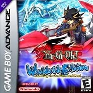 Yu-Gi-Oh! Worldwide Ed. - Game Boy Advance