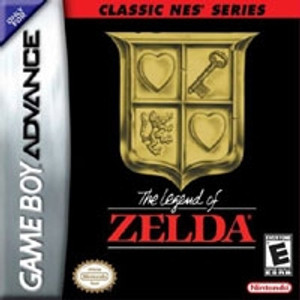 Legend of Zelda - Game Boy Advance