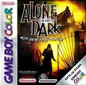 Alone in The Dark The New Nightmare - Game Boy Color
