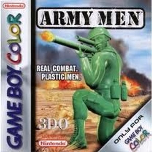 Army Men - Game Boy Color