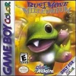 Bust-A-Move Millenium - Game Boy Color