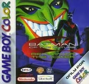 Batman Beyond Return of the Joker - Game Boy Color