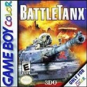 Battle Tanx - Game Boy Color