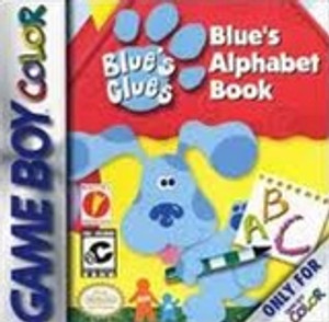 Blue's Alphabet Book, Blues Clues - Game Boy Color