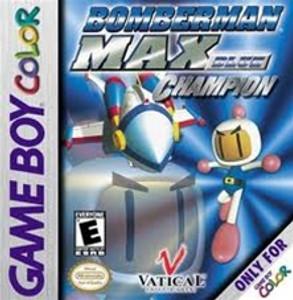 Bomberman Max Blue Champion - Game Boy Color