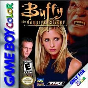 Buffy The Vampire Slayer - Game Boy Color