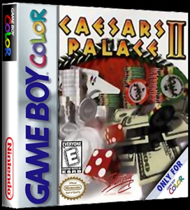 Caesars Palace II - Game Boy Color