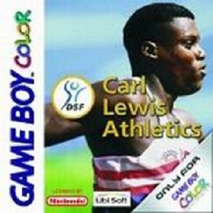 Carl Lewis Athletics 2000 - Game Boy Color