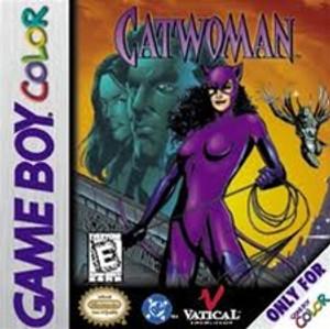 Cat Woman - Game Boy Color