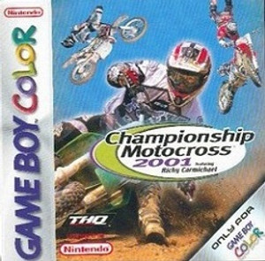 Championship Motocross 2001 Ricky Carmichael - Game Boy Color