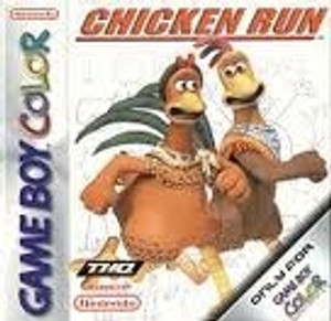 Chicken Run - Game Boy Color