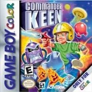 Commander Keen - Game Boy Color