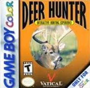 Deer Hunter - Game Boy Color