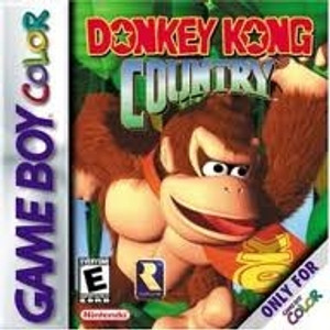 Donkey Kong Country - Game Boy Color
