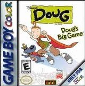 Doug's Big Game, Disney's - Game Boy Color