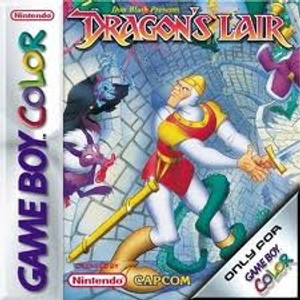 Dragon's Lair - Game Boy Color