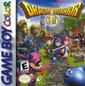 Dragon Warrior I & II - Game Boy Color